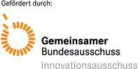 Gefördert durch Gemeinsamer Bundesausschuss Innovationsausschuss (G-BA)